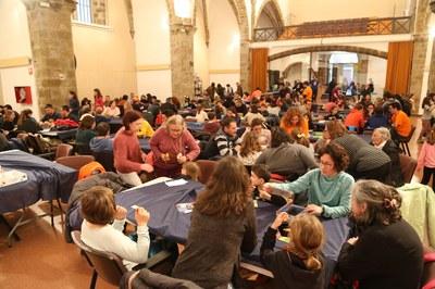 Èxit de participació del V Festival del Joc del Pirineu de la Seu d'Urgell