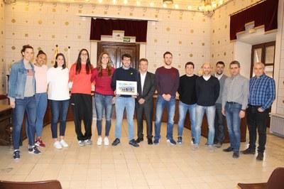 Felicitació de l'Ajuntament urgellenc al Cadí la Seu per la seva bona temporada