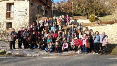 Gran participació als actes commemoratius del Dia Internacional de les Dones a l'Alt Urgell