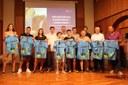 Homenatge a 15 esportistes de la Seu d'Urgell pels seus èxits en la temporada 2018-2019
