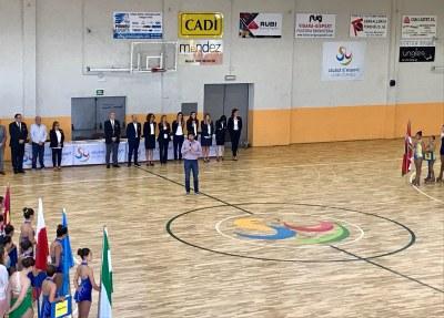 Inaugurat el 26è Campionat d'Espanya de Patinatge Artístic Cadet i Juvenil que se celebra a la Seu d'Urgell