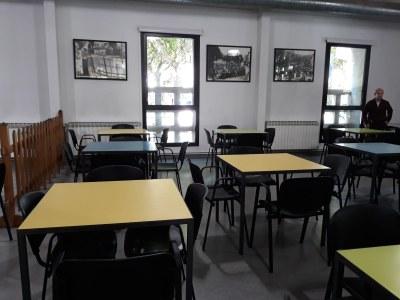 Instal·lades noves cadires al Casal de la Gent Gran de la Seu d'Urgell