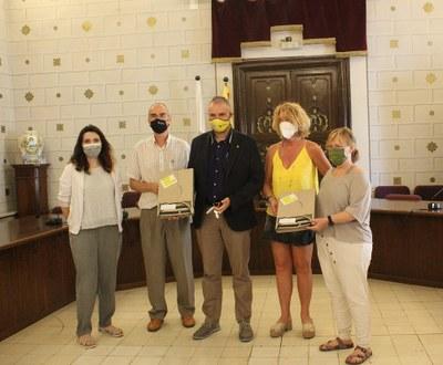 L'Agència Catalana de l'Habitatge cedeix dos nous pisos a l'Ajuntament de la Seu d'Urgell