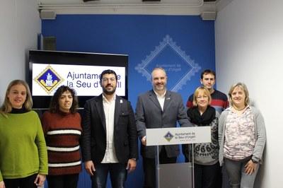 L'Ajuntament de la Seu d'Urgell comptarà amb un pressupost de gairebé 16 milions d'euros per al 2020