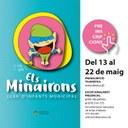 Demà dimecres s'obren les preinscripcions online per a la llar d'infants municipal 'El Minairons'