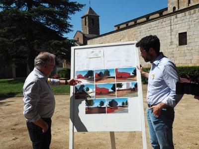 L'Ajuntament de la Seu d'Urgell reformarà el Parc del Cadí