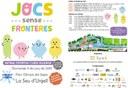 L'associació benèfica Jocs sense Fronteres organitza la segona matinal esportiva i curses solidàries