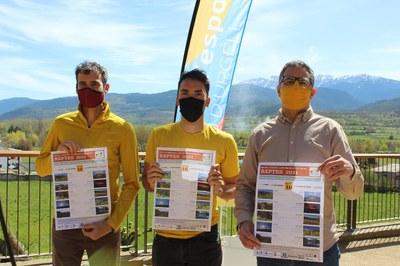 L'Associació de Marxa Nòrdica Cadí-Pirineus-Andorra inicia aquest dissabte els 'Reptes 2021' amb la travessa  Querforadat-la Seu d'Urgell