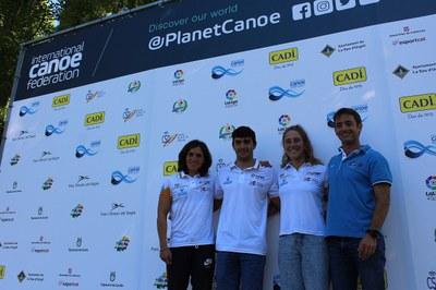 L'equip espanyol d'eslàlom encara el Mundial amb moltes possibilitats de medalla en les 4 categories olímpiques