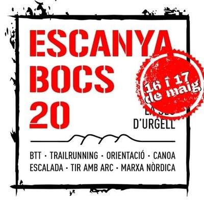 L'Escanyabocs 2020, que presenta com a novetat un Open d'Escalada, obre aquest dilluns les inscripcions online