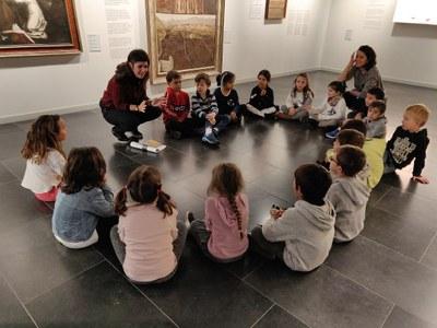 L'Espai Ermengol de la Seu d'Urgell inaugura l'exposició 'El museu és una escola'
