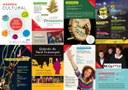 L'exposició 'Poemarios' de Chema Agustín obre l'agenda cultural d'estiu que inclou 60 activitats diferents