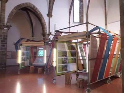 L'exposició dels 40 anys de l'INCASÒL arriba a la Seu d'Urgell