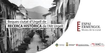 L'historiador Jacinto Bonales guanya la primera beca Ciutat d'Urgell de recerca històrica sobre la comarca de l'Alt Urgell