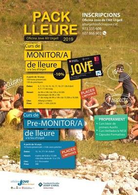 L'Oficina Jove de l'Alt Urgell torna a oferir cursos de monitor/a i de premonitor/a de lleure