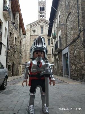 La 2a edició de la #FiraClicksLa Seu obre demà dissabte per omplir aquesta Setmana Santa la ciutat de figures Playmobil