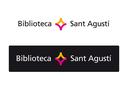 La Biblioteca Sant Agustí de la Seu d'Urgell estrena nou logotip en el seu 25è aniversari