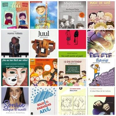 La Biblioteca Sant Agustí de la Seu d'Urgell ofereix llibres que fomenten la convivència i la prevenció de l'assetjament escolar