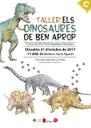 La Biblioteca Sant Agustí dedica aquest mes d'octubre als dinosaures