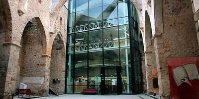 La Biblioteca Sant Agustí demana recomanacions de llibres als usuaris per incorporar-los al seu catàleg