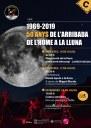 La Biblioteca Sant Agustí i l'Associació Astronòmica de la Seu d'Urgell commemoren el 50è aniversari de l'arribada de l'Home a la Lluna