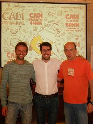 La Cadí Trail 2015 presenta  5 proves diferents, destacant la Cadí Ultra Trail i la Cadí Marató que travessen tota la carena del Cadí