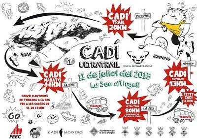 La Cadí Ultra Trail creix en proves i participants