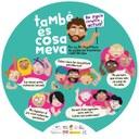 La campanya 'També és cosa meva. Per un Alt Urgell lliure de violències masclistes i LGBTIQfòbia' arriba a la Festa Major de la Seu d'Urgell