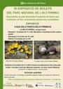 La Casa dels Parcs dels Pirineus celebra unes noves jornades de micologia amb exposicions, demostració de cuina amb bolets i xerrades