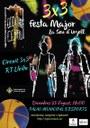 La competició 3x3 de la Festa Major es trasllada al Palau d'Esports per incloure-la al circuit de la Federació de Lleida
