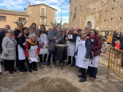 La Confraria de Sant Antoni torna a participar a la Trobada de Ranxos de Catalunya