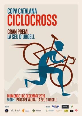 La Copa Catalana de Ciclocross arriba aquest diumenge a la Seu d'Urgell