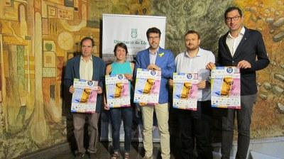 La Copa del Món d'Eslàlom de la Seu d'Urgell acollirà un total de 417 palistes de 41 països