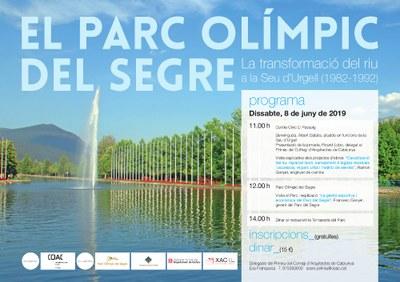La Delegació del Pirineu del COAC organitza una jornada per conèixer el Parc Olímpic del Segre