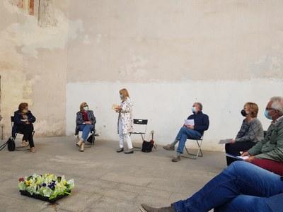 La Festa de la Gent Gran commemora l'Any Carner amb una lectura en viu dels seus poemes