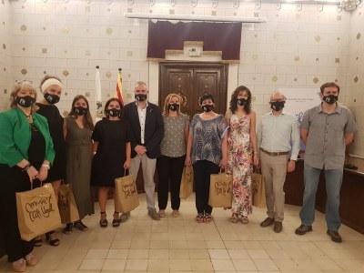 La Festa Major'21 de la Seu d'Urgell arrenca amb el pregó protagonitzat per professionals del col•lectiu sanitari de la ciutat