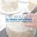 La Fira de Sant Ermengol  posa a la venda en línia els tiquets dels tastos guiats de formatges