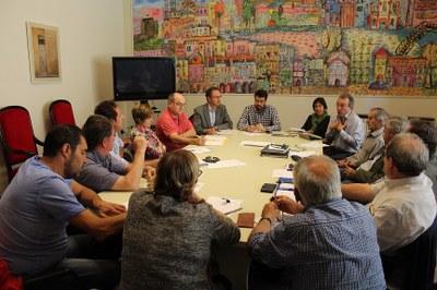 La Generalitat es compromet amb les estacions de nòrdic de Catalunya a aportar 120.000 euros per neteja i manteniment d'accessos a les estacions per aquesta temporada d'hivern