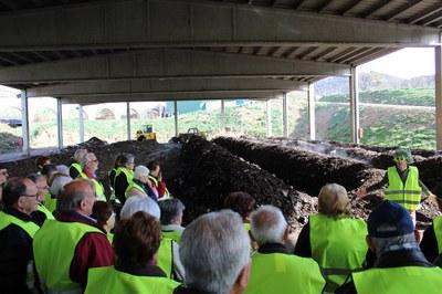 La Mancomunitat d'Escombraries de l'Urgellet engega una campanya de visites guiades per donar a conèixer la planta de compostatge