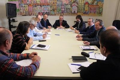 La Mancomunitat de Municipis per a la Promoció de l'Esquí Nòrdic i FGC signen un conveni per a les set estacions de nòrdic catalanes
