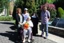 La padrina Josepa Serra Solé rep la Medalla Centenària pel seu 100 aniversari