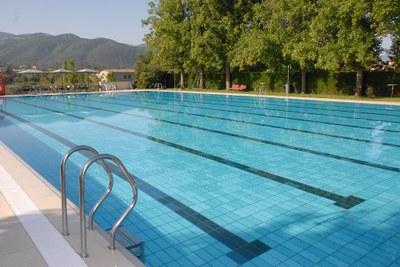 La piscina municipal de la Seu obre de manera gratuïta davant de l'onada de calor