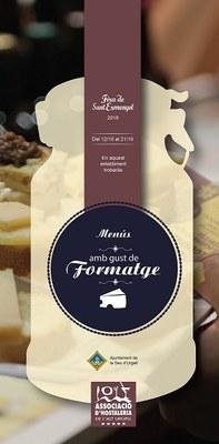 La proposta gastronòmica 'Amb gust de formatge' arrenca aquest cap de setmana amb vuit restaurants de la Seu d'Urgell i entorn