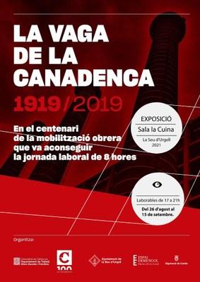 La sala 'La Cuina' de la Seu d'Urgell inaugura aquesta setmana l'exposició 'La vaga de la Canadenca 1919/2019'