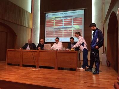 La Seu acull el sorteig del calendari del Campionat d'Espanya de Clubs de Bàsquet Cadet Masculí
