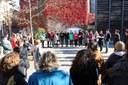 La Seu commemora el Dia internacional contra la violència masclista