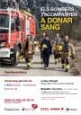 La Seu d'Urgell acull, per cinquè any consecutiu, la campanya 'Els Bombers t'acompanyen a donar sang'