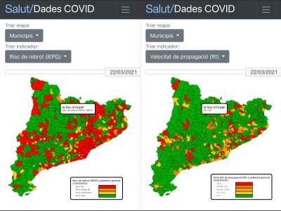 La Seu d'Urgell aixeca les restriccions al millorar les dades epidemiològiques de la Covid-19 al municipi però seguint totes les mesures