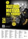 La Seu d'Urgell celebra la 5a Matinal Motera del Pirineu a la plaça Joan Sansa