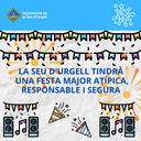 """La Seu d'Urgell celebrarà una Festa Major """"atípica i responsable"""""""